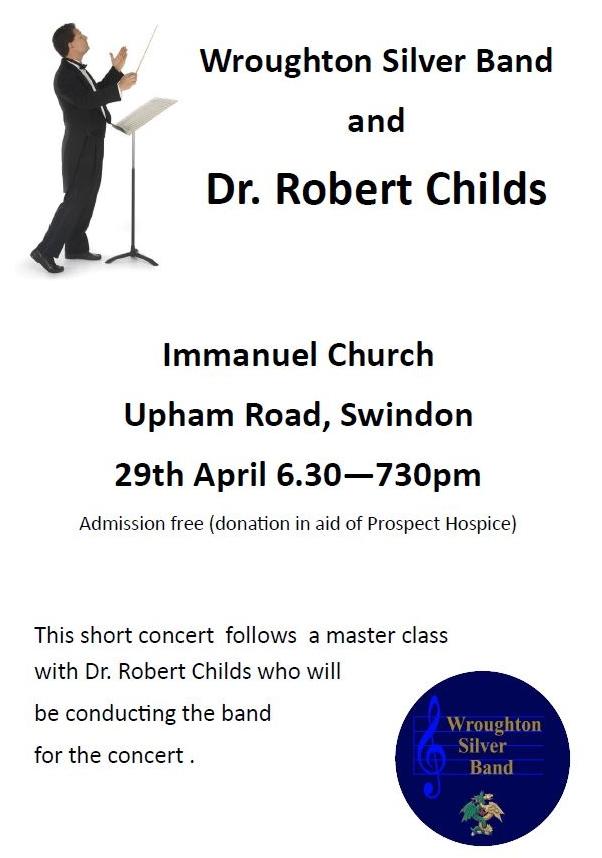 Robert Childs Poster