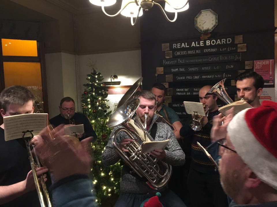 Christmas 2017 Pubs