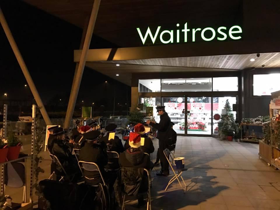 Christmas 2017 Waitrose